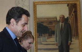 Тимошенко и Саркози