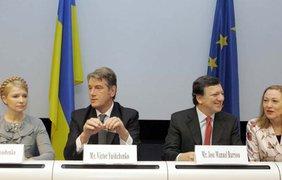Тимошенко, Ющенко, Баррозу, Ферреро-Вальднер