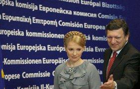 Еврокомиссар и украинский премьер