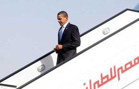 Барак Обама в Египте