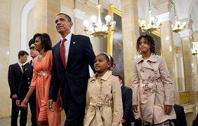 Американская президентская семья