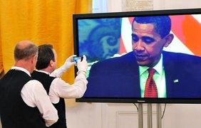 Обама открыл Россию
