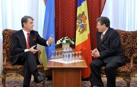 Ющенко и Гипму