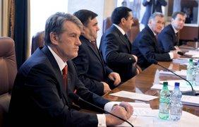 Заседание саммита СНГ