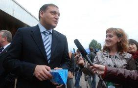 Член Партии регионов Михаил Добкин