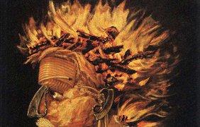 Огонь (1566. Музей истории искусств, Вена)