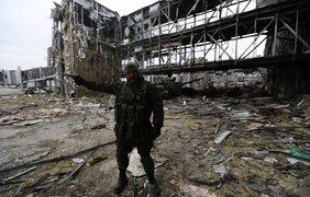 Портреты киборгов: фотограф снял защитников Донецкого аэропорта.