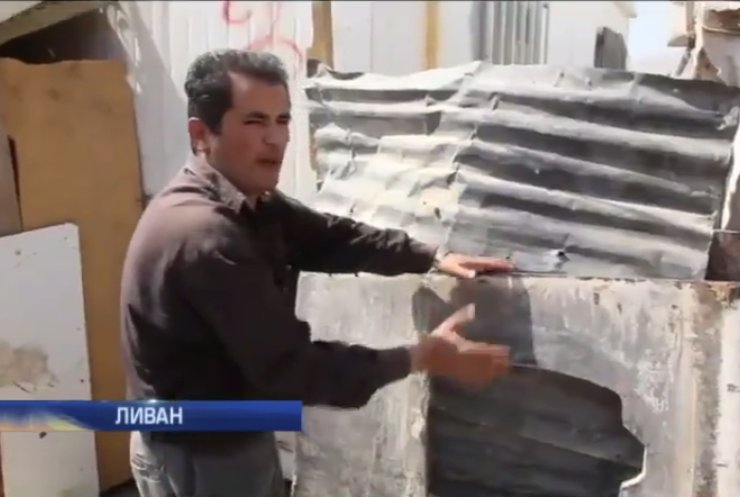 Сирийские беженцы в Ливане строят плоты для побега в Европу