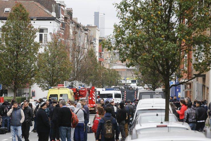 Район Моленбек: за что террористы полюбили Брюссель (видео)