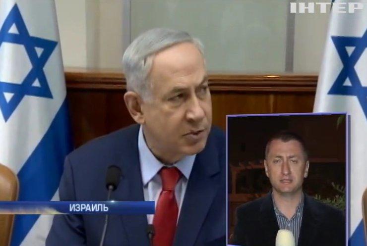 Израиль рассорился с Евросоюзом из-за продуктов из Палестины