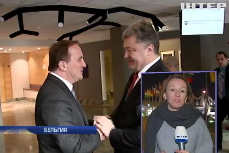 Швеция поможет Порошенко побороть коррупцию в Украине