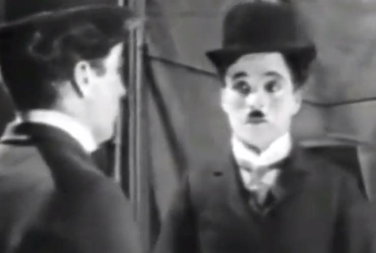 """У Парижі викрали перший """"Оскар"""" Чарлі Чапліна"""
