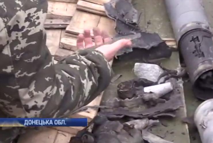 У ОБСЕ є висновки щодо зброї з Росії на Донбасі