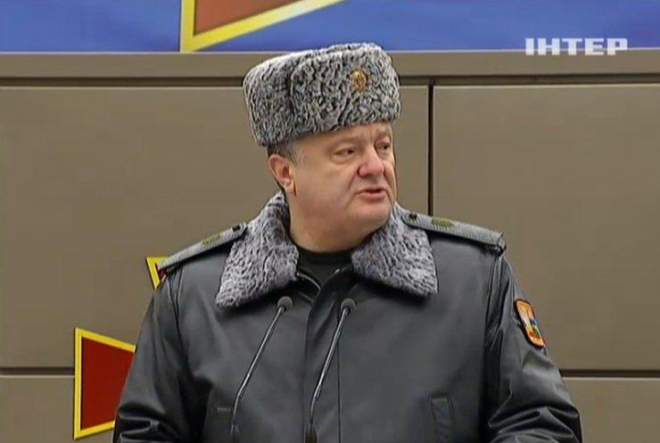 Порошенко тиснутиме на Росію для звільнення Надії Савченко