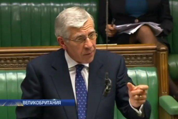 Министр Великобритании угрожал Азарову за усложнение бизнеса