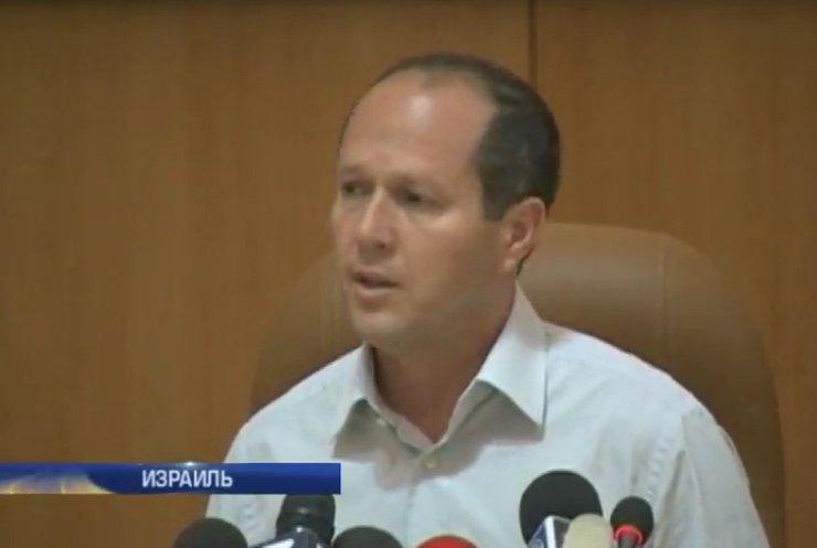 Мэр Иерусалима предотвратил теракт и задержал террориста