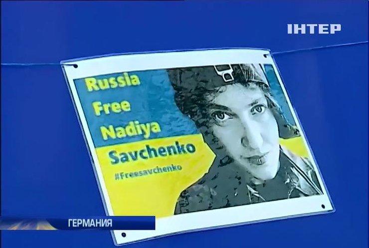 """Германия возмущена заявлениями об """"удовлетворительном"""" здоровье Савченко"""