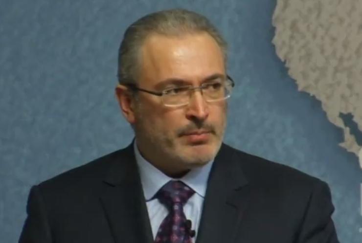 Михайло Ходорковський: для Путіна настала глибока осінь