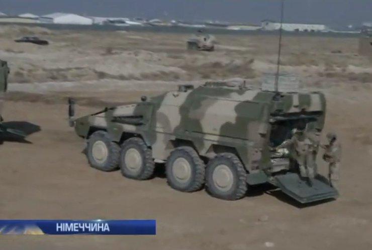 Німеччина закупить 130 бронетранспортерів для захисту від Росії
