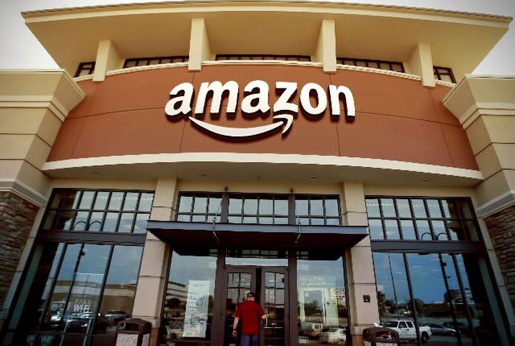 Крим залишився без інтернет-магазину Amazon
