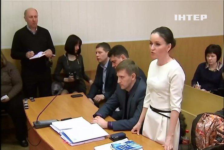 Захист судді Царевич протестуватиме проти електронного браслету