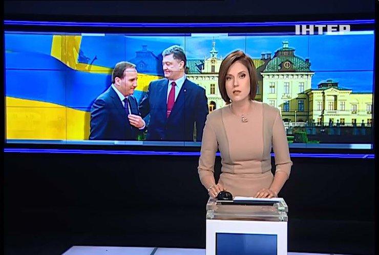 Швеция поддержит ввод в Украину миротворцев
