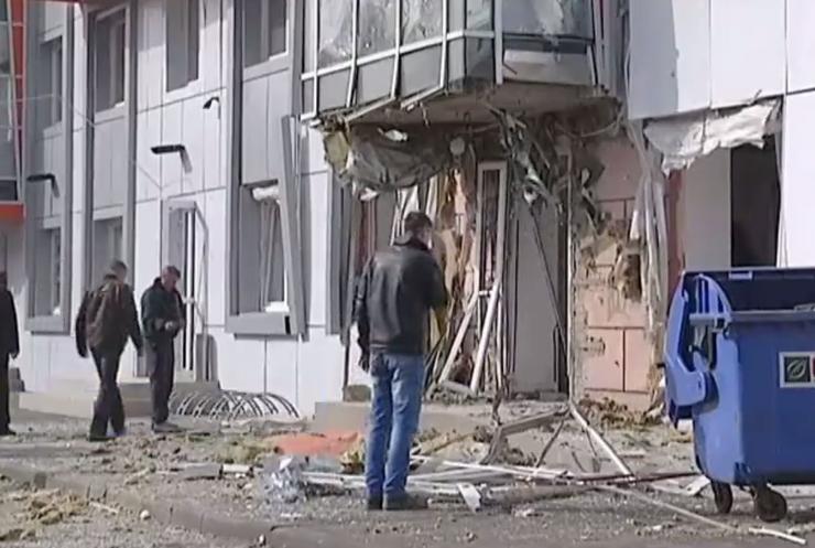 Для взрыва в Одессе использовали полкилограмма тротила (видео)