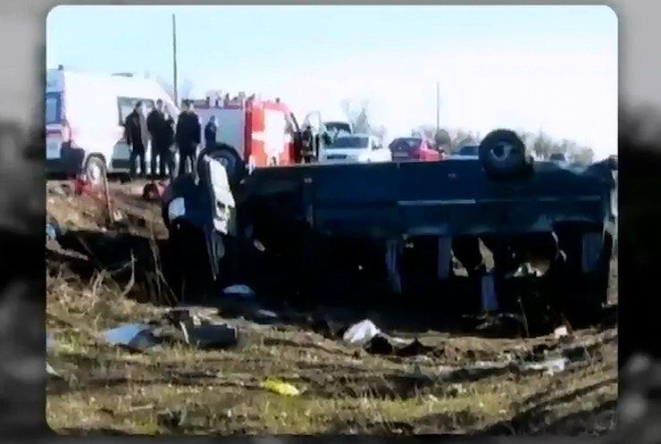 7 людей загинуло через аварію на Полтавщині