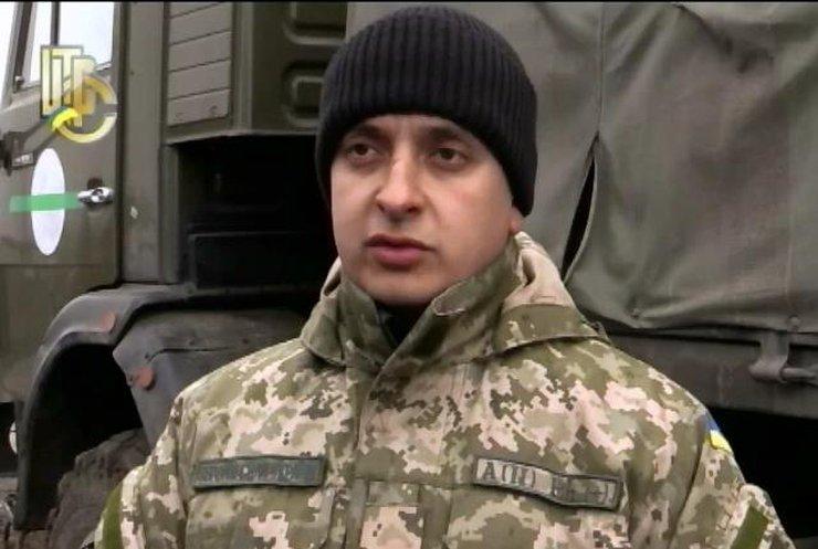 У Широкино двічі провокували армійців стрілецьким вогнем