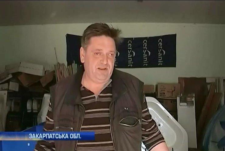 """На Закарпатті шоковані """"золотим туалетом"""" за мільйон гривень"""