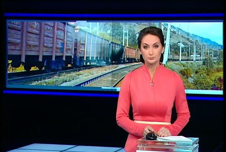 Підірваний поїзд на Луганщині прямував з Алчевська