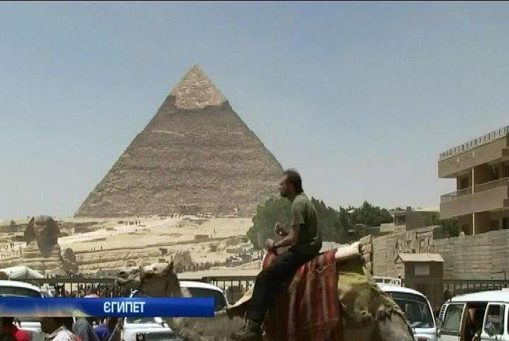 Єгипет змінює правила видачі віз для туристів