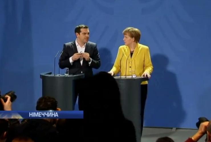 У Німеччині вирішили долю боргів Греції