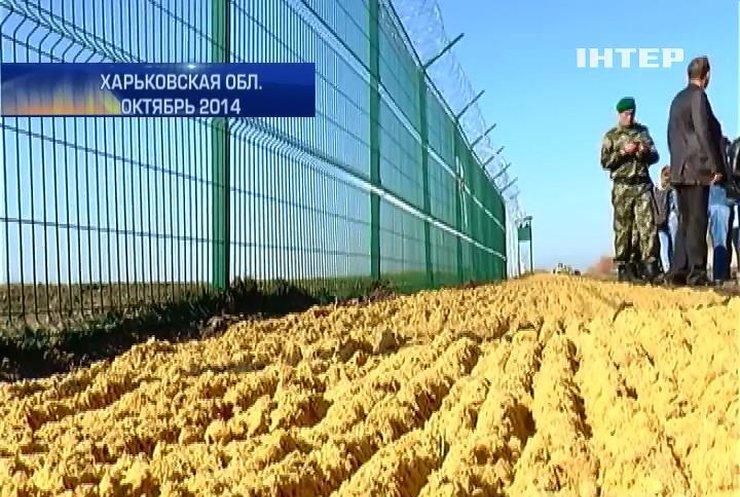 Стену на границе с Россией оставят без сигнализации