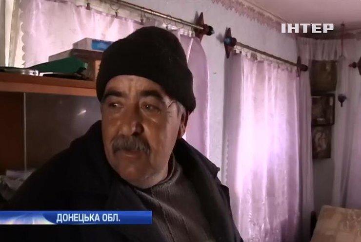 В районі Дебальцевого жаліються на відсутність телеканалів України