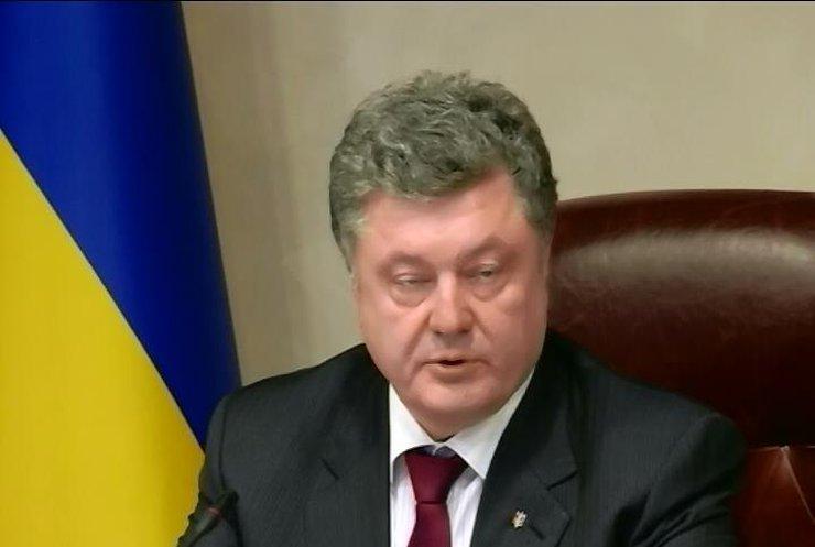 Петро Порошенко наказав проаналізувати операцію у Дебальцевому