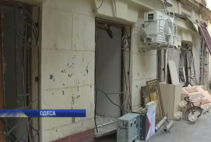 Міліція не вважає вибух в Одесі помстою