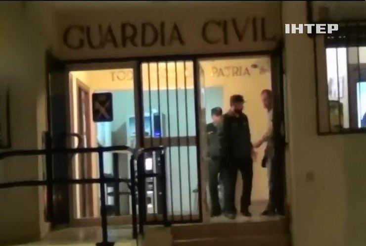 Суд Испании оставил Юрия Колобова за решеткой (видео)