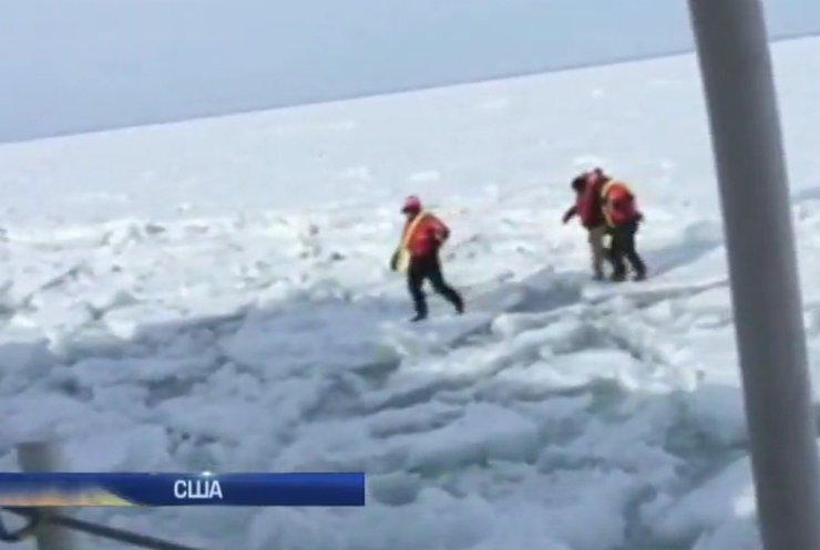 Американець намагався пішки дістатись Канади та замерз