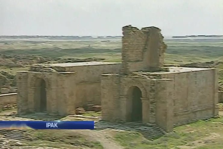 Ісламісти в Іраку зруйнували древнє місто Хатра