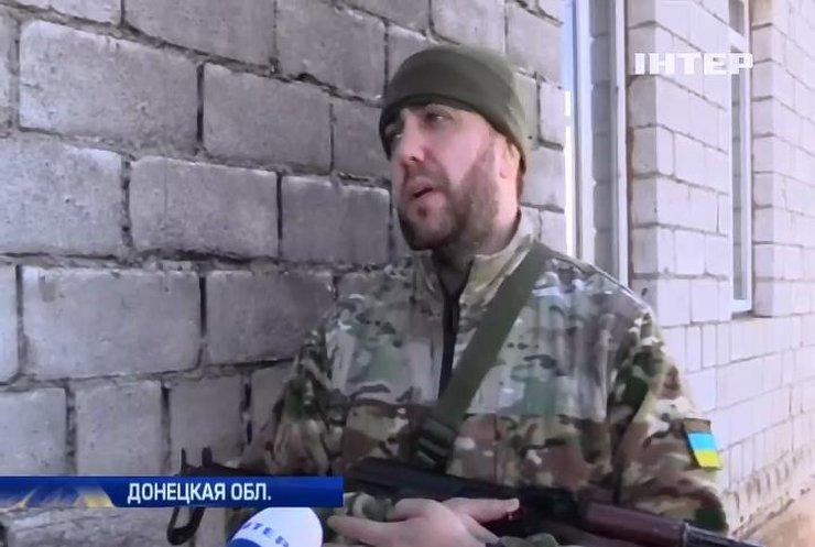 Армия в Бердянском готовится к атаке противника