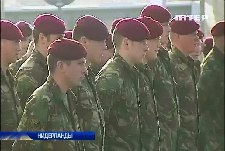 НАТО готовит десант для отражения угрозы с Востока