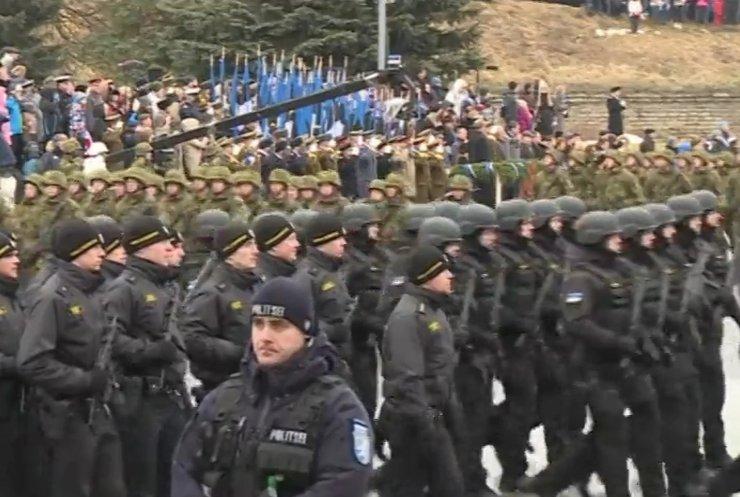 Військові Естонії та США проведуть імітацію війни