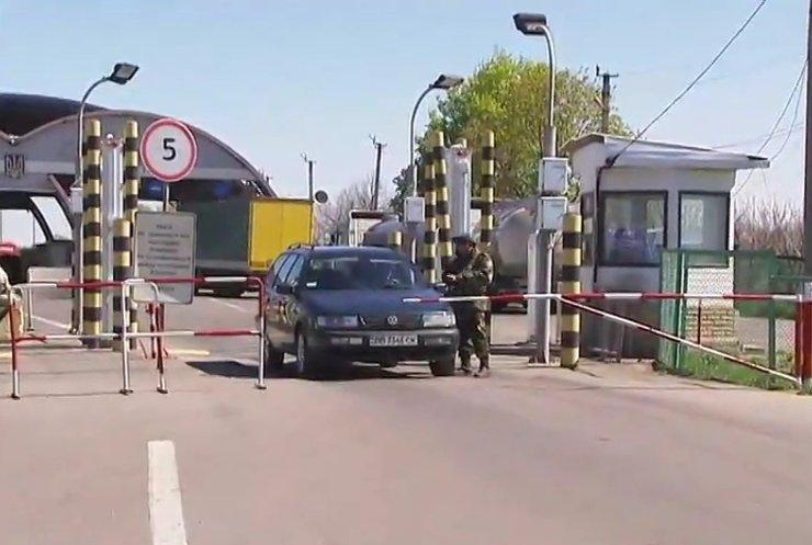 Україна посилила контроль за кордоном на Донбасі