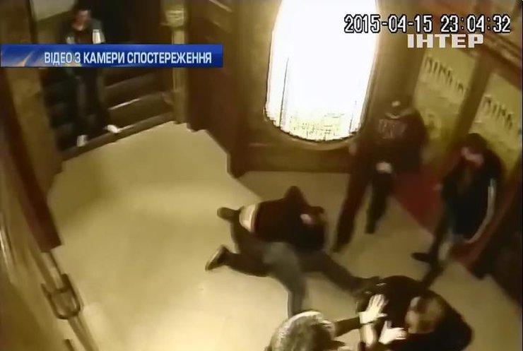 У Херсоні обіцяють розслідувати бійку п'яних міліціонерів