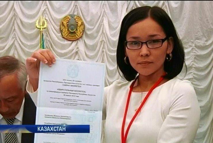 Конкуренти Назарбаєва отримали на виборах по одному відсотку