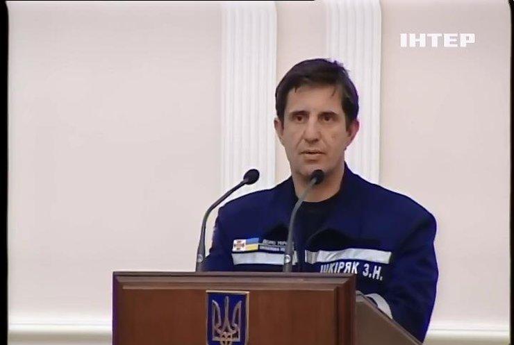 Кабмін закликав не панікувати з приводу пожежі у Чорнобилі