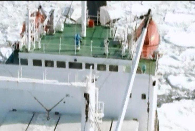 """Росія припиняє пошуки моряків """"Далекого сходу"""""""