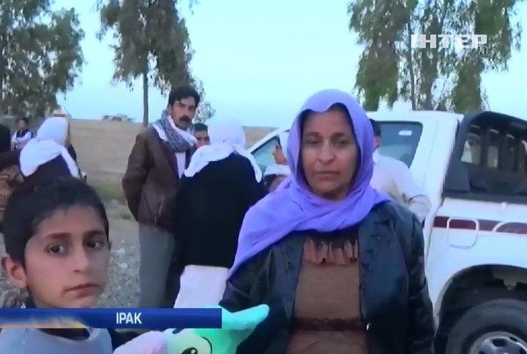 В Іраку ісламісти звільнили 200 єзидів