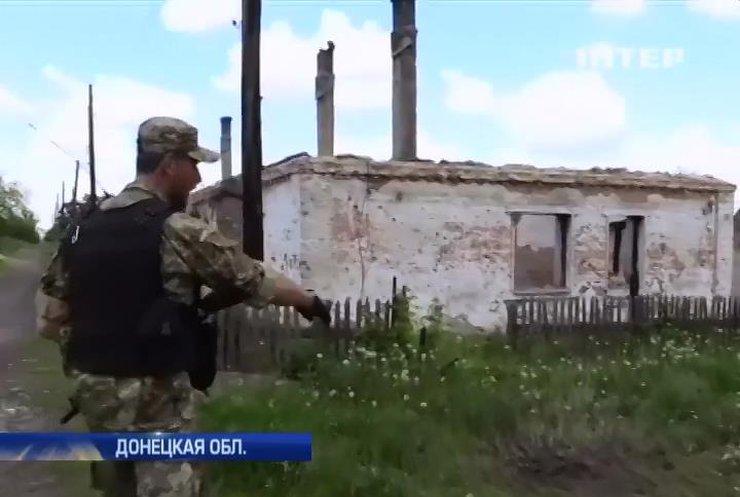В Марьинке показали доказательства провокаций врага